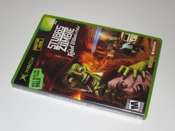 Stubbs The Zombie in Rebel Without a Pulse - NTSC Xbox rare!