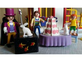 Playmobil Villa med födelsedagskalas - Gnesta - Playmobil Villa med födelsedagskalas - Gnesta