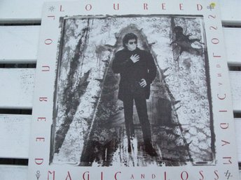 LOU  REED  -   MAGIC AND LOSS   SIRE  LP 1991