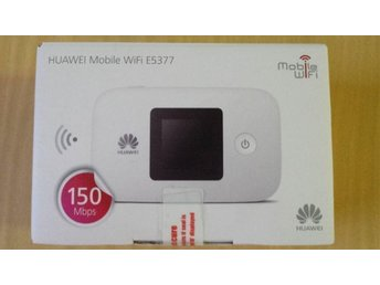 Huawei E5377s-32 Router 4G Olåst!