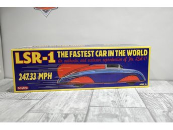 LSR-1 (the fastest car in the world)