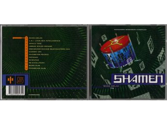 THE SHAMEN - Boss Drum CD