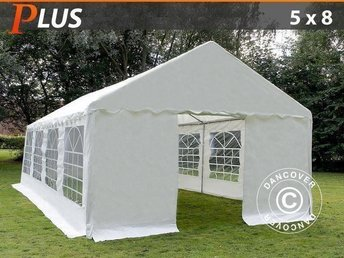 Dancover Partytält PLUS 5x8m PE