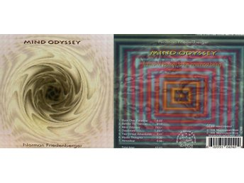 Mind Odyssey, Norman Friedenberger (CD)