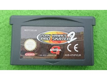 Tony Hawk's Pro Skater 2 Gameboy Advance Nintendo GBA