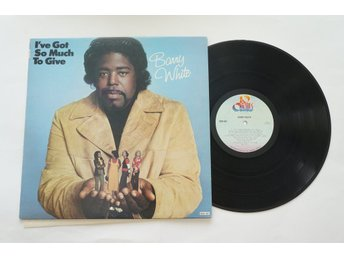 ** Barry White - I've Got so Much to Give **