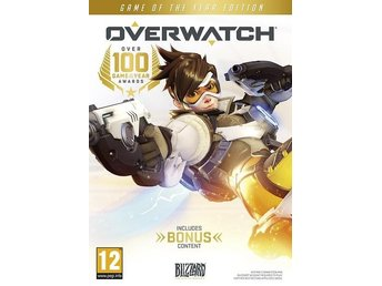 Overwatch Game of the year edition (PC) spel