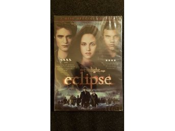 DVD: The twilight saga eclipse