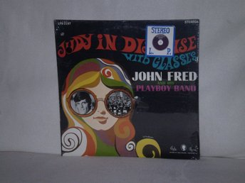 John Fred and His Playboys -  Judy in Disquise    US ORIGINAL 1968  STILL SEALED