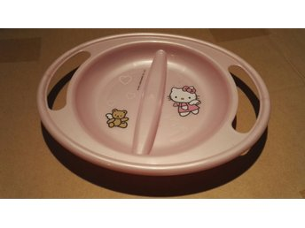 Baby barn tallrik fat hello kitty sanrio