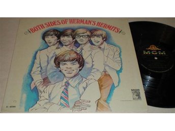 Herman´s Hermits Lp Both Sides Of Us 1967 Mono