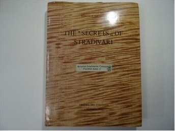"The "" Secrets"" of Stradivari"