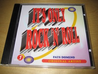 IT´S ONLY ROCK ´N´ ROLL.  DISC 1.  FATS DOMINO.
