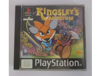 PS1. Playstation. Kingsleys Adventure!