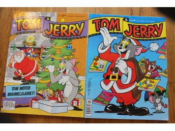 TOM & JERRY ALBUM 2 ST