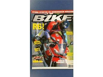 Bike nr 2 1999: Triumph Sprint ST, Yamaha YZF R6, Ducati ST4, Honda CBR 900 RR - Uppsala - Bike nr 2 1999: Triumph Sprint ST, Yamaha YZF R6, Ducati ST4, Honda CBR 900 RR - Uppsala