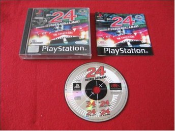 LE MANS 24 HOURS till Sony Playstation PSone