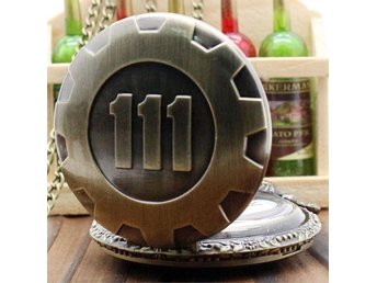 Pocket Hot Watch Fallout Merchandise Vault 111 Electronic Game