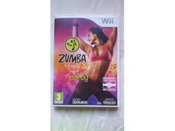 Zumba Fitness - join the party till Nintendo Wii