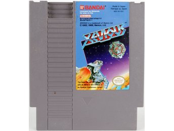 Xevious - Nintendo NES - NTSC (USA)