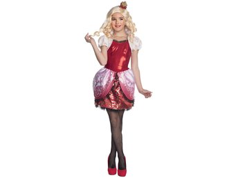EVER AFTER HIGH Apple White 110/116 cl (5-6 år) Klänning bolero och tights