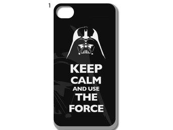 Keep Calm iPhone 4-4S Skal D1 - Kista - Keep Calm iPhone 4-4S Skal D1 - Kista