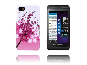 Flower Power (Rosa) BlackBerry Z10 Skal