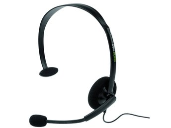 Xbox 360 Wired Headset - Black