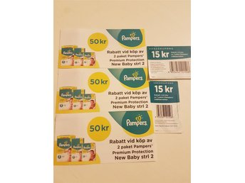 180 Rabatt Pampers tom 31/12/2017