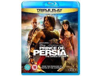 Prince Of Persia - The Sands Of Time - Bluray Blu-Ray + DVD