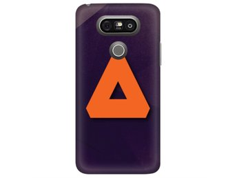 LG G5 Skal Orange Triangel