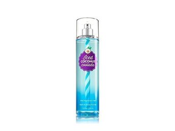 Javascript är inaktiverat. - Stora Höga - BATH & BODY WORKS ICED COCONUT COOLADA BODY MIST 236 ml ***LIMITED EDITION*** SIGNATURE COLLECTION Coconut Milk, Passionfruit Sorbet & Lime Ice.. 100% ORIGINAL PRODUKTER FRÅN BATH & BODY WORKS BUTIK I Miami. BETALNING SKALL GÖRAS INOM 3 DA - Stora Höga