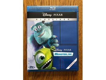 Monsters Inc. (Blu-Ray) Absolut NYSKICK!