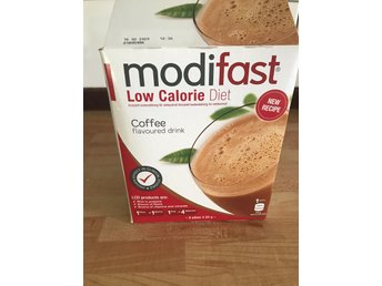 Modifast low calorie diet Kaffe