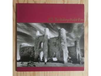 U2 - THE UNFORGETTABLE FIRE - 1984 - TOPPSKICK - LP