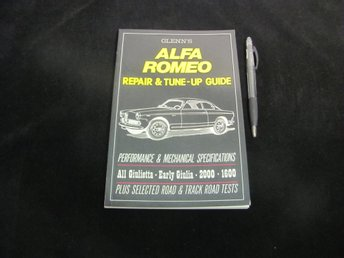 Alfa Romeo Repair & Tune-Up Guide