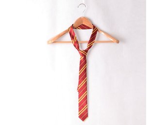 Harry potter Gryffindor cosplay maskerad slips tie