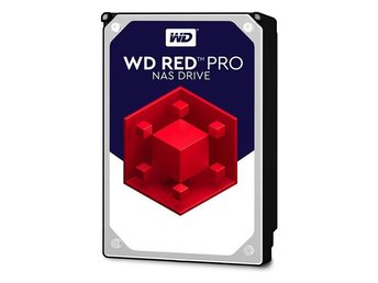 "WD RED PRO Nas HDD 3,5"" 6TB, 256MB,7200RPM"
