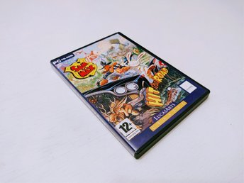 Sam & Max - Hit the Road - LucasArts - äventyrsspel