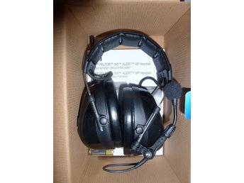 Toppen 3M Peltor WS ALERT XP Bluetooth, hörselkåpor, H.. (356220885) ᐈ SW-11