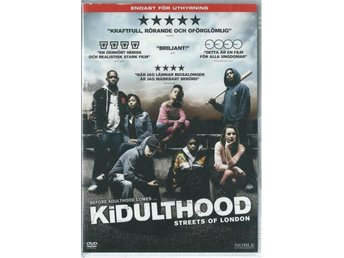 KIDULTHOOD - STREETS OF LONDON  ( SVENSKT TEXT )