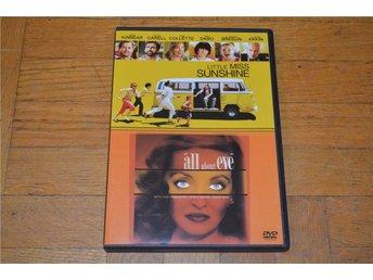 Little Miss Sunshine / All About Eve ( Bette Davis ) 2-Disc DVD - Töre - Little Miss Sunshine / All About Eve ( Bette Davis ) 2-Disc DVD - Töre