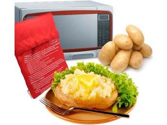 Bakad potatis på 4 minuter Snabb frakt - Kallinge - Bakad potatis på 4 minuter Snabb frakt - Kallinge