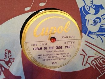 78 - Favourite soloists - Cream f the crop