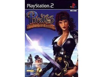 PIRATES The Legend of black kat  - PS2 spel - Playstation 2