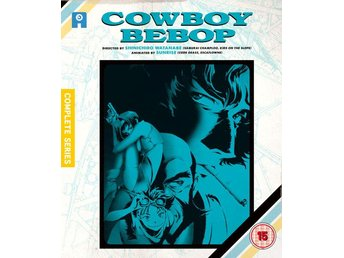 Cowboy Bebop - The Complete Collection Blu-ray - Timrå - Cowboy Bebop - The Complete Collection Blu-ray - Timrå