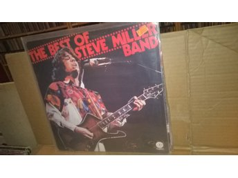 Steve Miller Band - The Best Of, LP