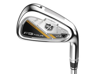 Wilson FG Tour V4 forged 4-p stål regular VÄNSTER