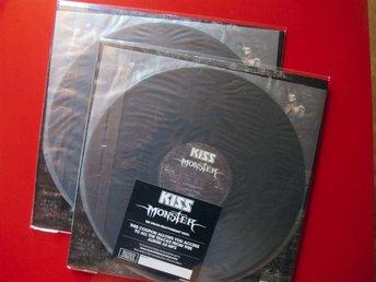 Kiss Monsters LP - Basel - Kiss Monsters LP - Basel