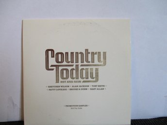COUNTRY TODAY - SAMPLER